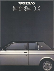 Brochure Volvo 262C 262c-rsp-pv4215-77a