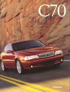 Voorpagina Volvo C70 March 1997